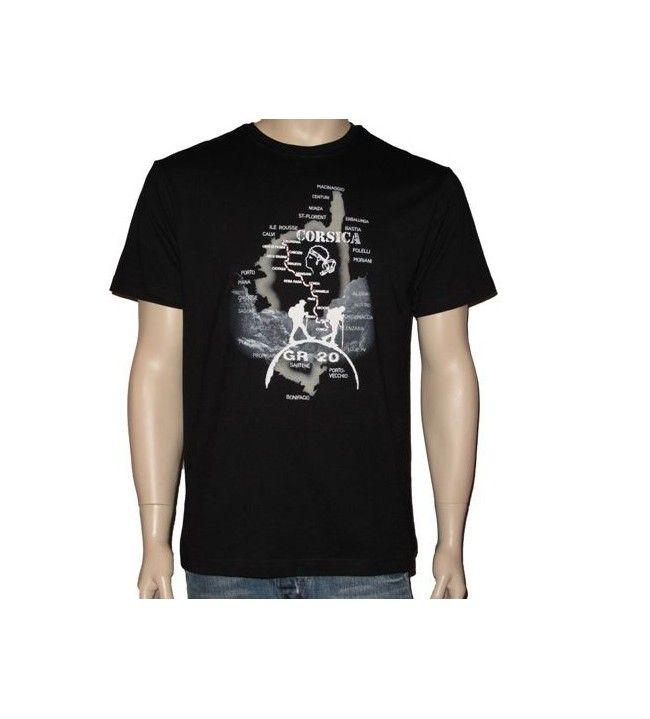 Tee-Shirt GR CORSICA  - 1
