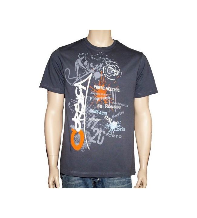 Tee-shirt spludge