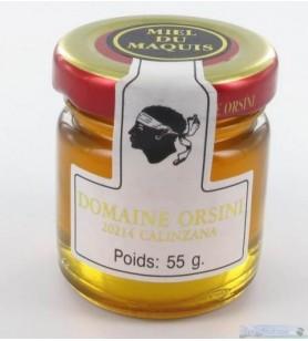 Il miele di macchia mediterranea 55 gr Orsini