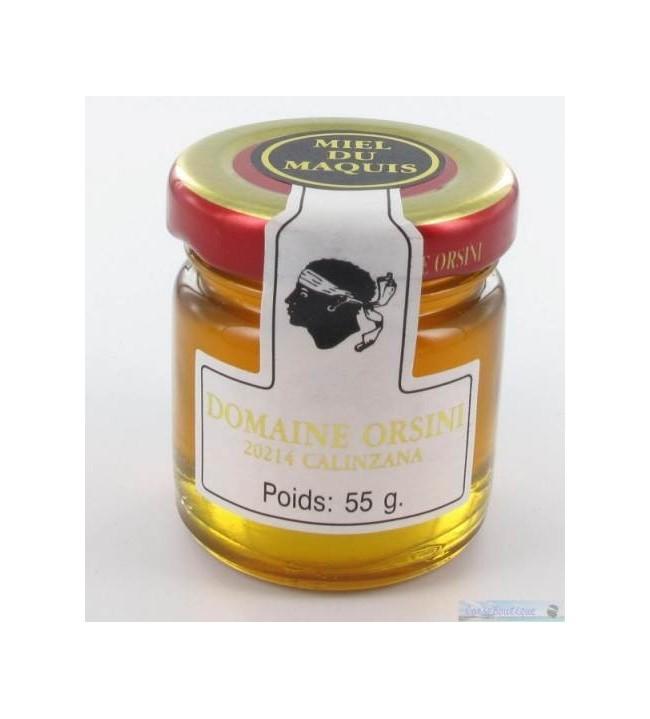 Miel du maquis 55 gr Orsini