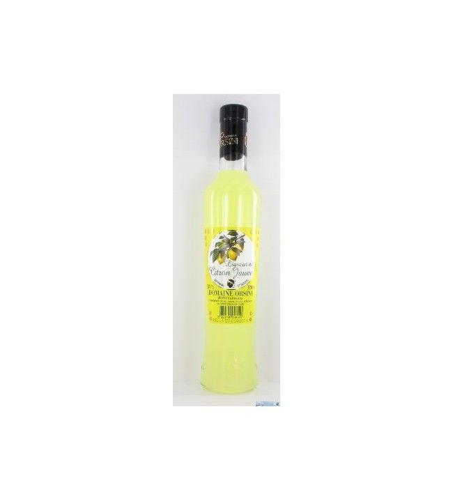 Citroenlikeur Limoncello 375 ml Orsini
