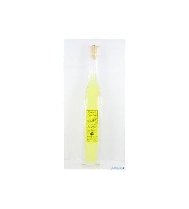 Liqueur de citron jaune Limoncello 100ml Orsini