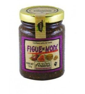 Fig jam and nuts 110 gr