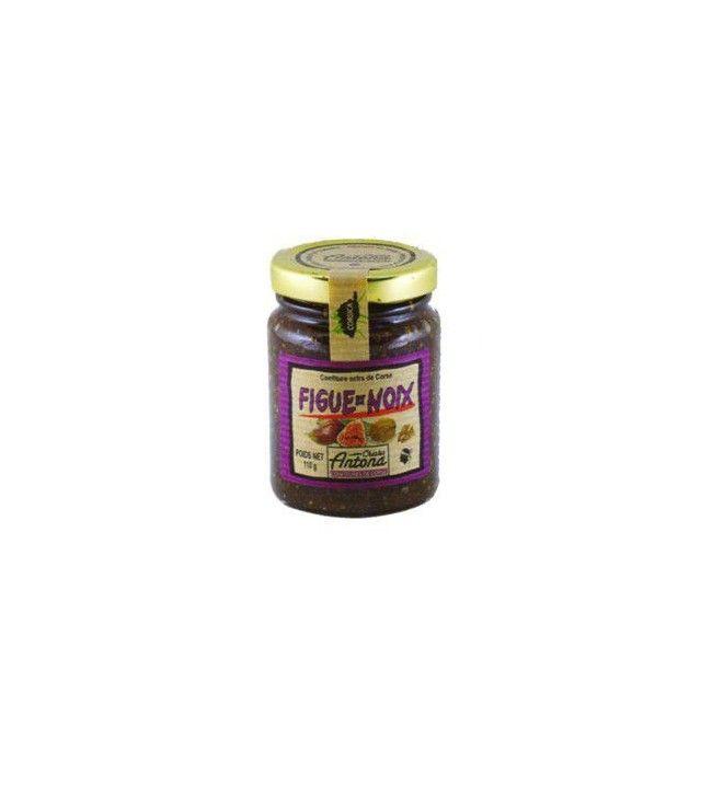 Confiture de Figue et noix 110 gr