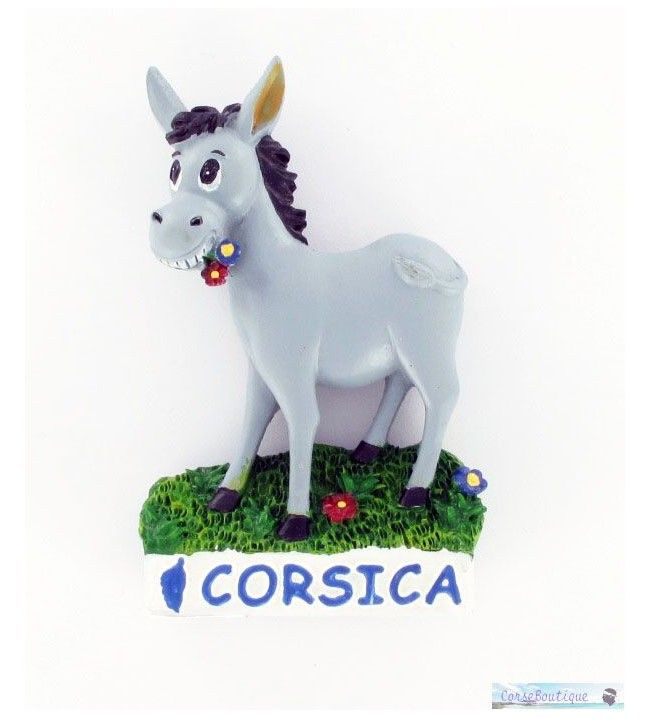 Donkey magnet Corsica