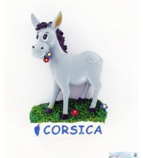 Magneet ezel Corsica