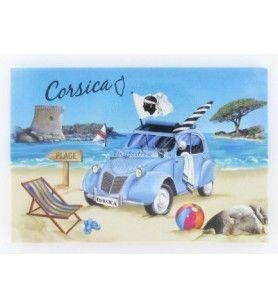 Magneet 2 CV Corsica