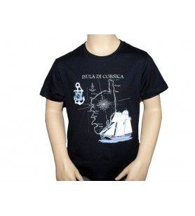 T-shirt bambino Isula di Corsica
