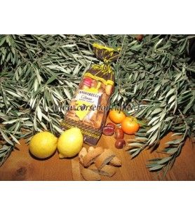 Canistrelli Citron 350 gr Afa