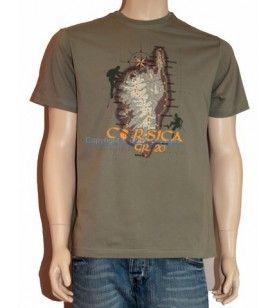 Tee-Shirt GR 20 BIS  - Tee-Shirt GR 20 BIS