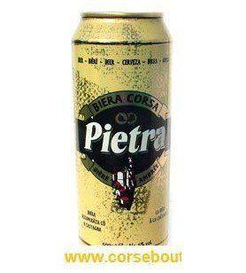 Pietra-Bier mit Kastanie