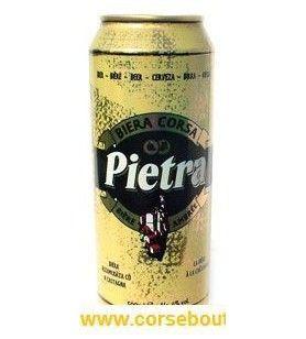 La Cerveza Pietra De La Castaña -
