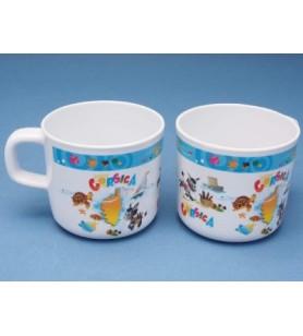 Cup child decor Corsica