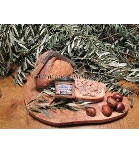 Terrine van de Herder Brocciu en Mint 100 gr