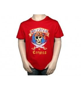 T-shirt pirate bouda