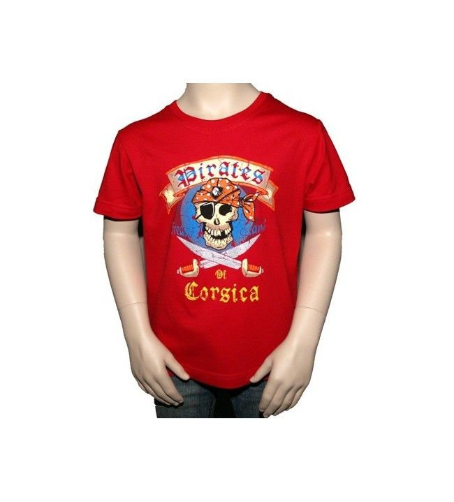 T-Shirt Pirate sulked
