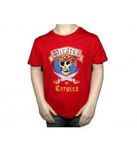 Tee-shirt pirate bouda
