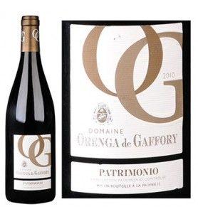 Vin Orenga de Gaffory 75 cl Rouge  - Vin Orenga de Gaffory 75 cl Rouge
