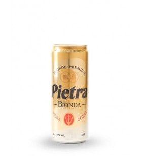 Cerveza Pietra Bionda