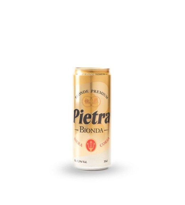 Pietra Bionda beer with Sweet chestnut