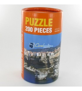Puzzle Falaise de Bonifacio