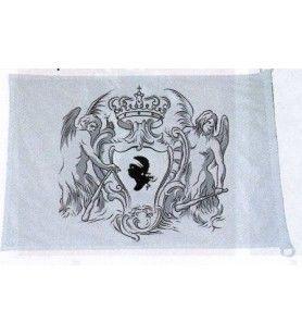 Bandera de Córcega bandera de la nación 150X100