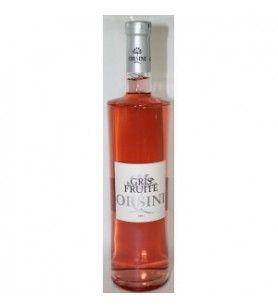Vino rosado, gris afrutado botella de Kendo 75 cl