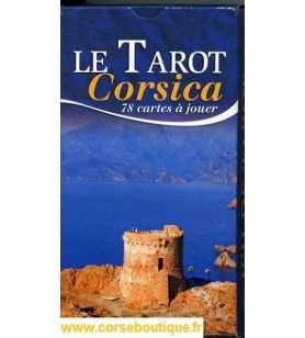 Game the Tarot Corsica 78 Cards