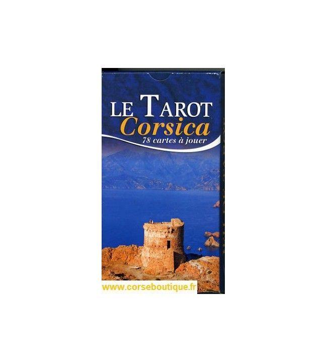 Tarot Córcega 78 Baraja de cartas