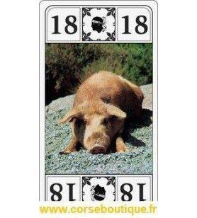 Tarot Corsica 78 Card deck