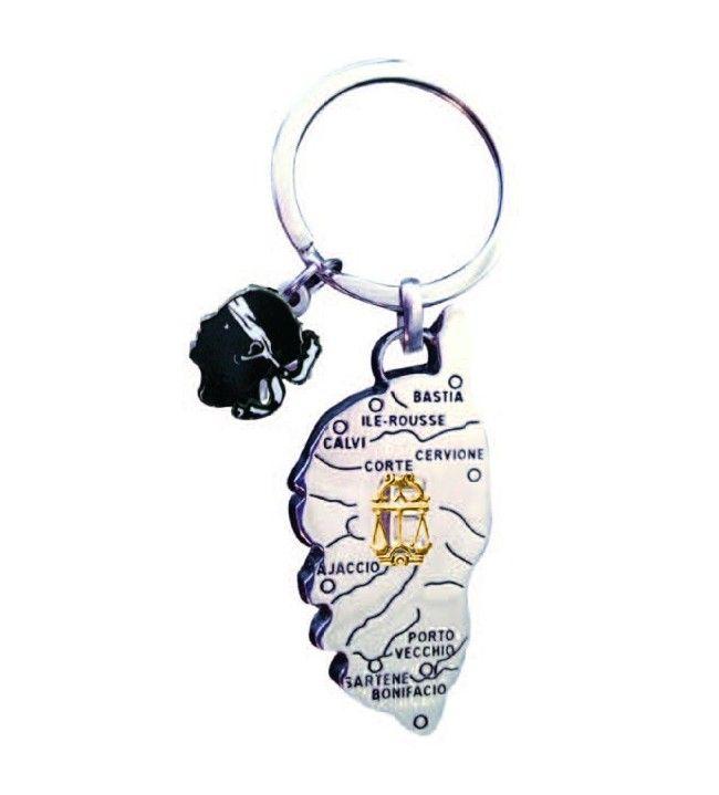 Porte clés zodiaque Corse