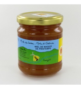 Spring scrub honey 250 gr CRUZINI AOC