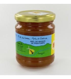La miel de fregado de la primavera 250 gr CRUZINI AOC