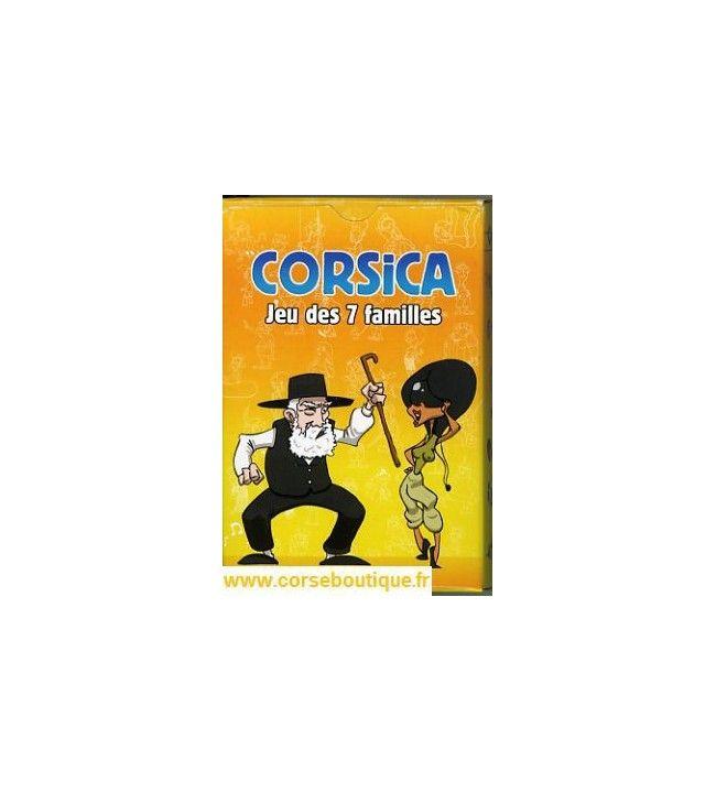 Jeux de 7 familles Corsica