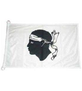 Vlag van Corsica, 180 X 150 cm