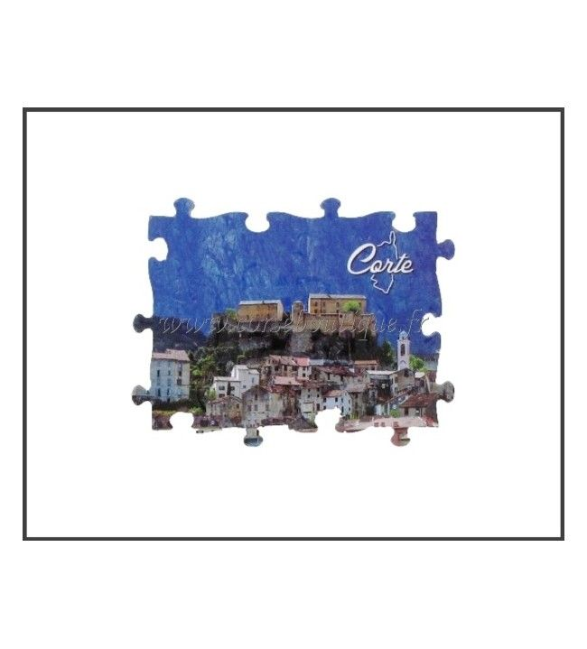 Imán De Puzzle Rectángulo 01604