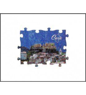 Magnet Puzzle Rectangle Corte
