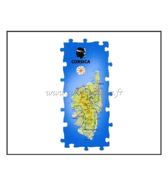 Magnet Puzzle Pano 01650