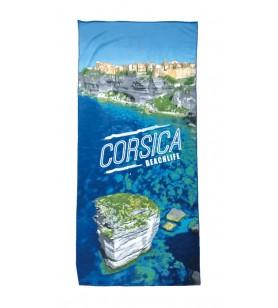 Asciugamano Da Spiaggia In Microfibra Bonifacio