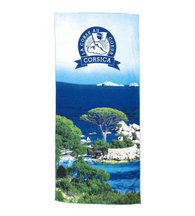 Towel Beach, Microfiber 01521
