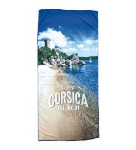 Asciugamano Da Spiaggia In Microfibra Torre Genovese