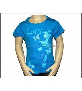 Tee-Shirt schilderen Corsica kind