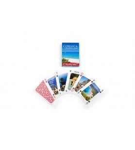 Corsica kaartspel in 54 foto's Corsica
