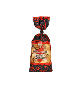 Canistrelli with Afa Almonds - 350g  - Canistrelli with almonds 350g Afa