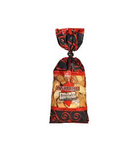 Canistrelli with almonds 350 gr Afa