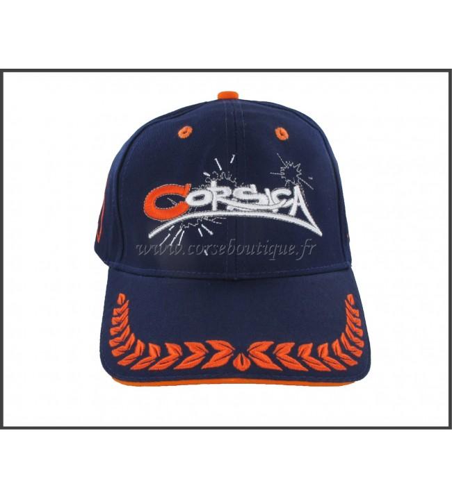 Embroidered splash cap