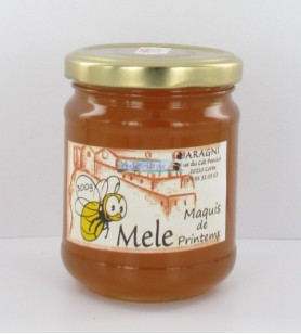 Honey of maquis spring 300 Gr