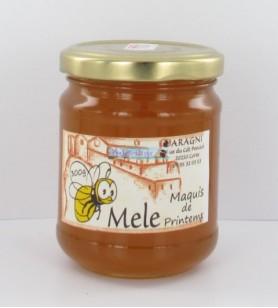 Il miele di macchia mediterranea primavera 300 Gr