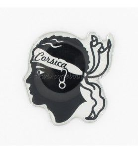 Moor's Head Cut-out Magnet