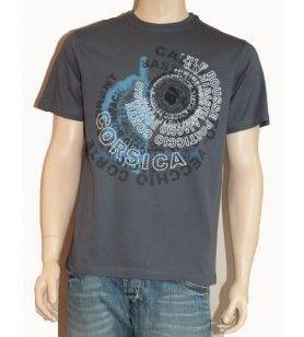 T-Shirt-Kreis Korsika Kind
